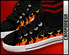 C. Flame Shoes