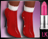 [LK]ST.NICK.BOOTS=RED