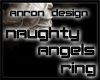 Naughty Angels Ring