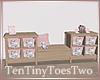 T. Swan Nursery Bench