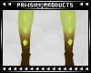 [P] Peridot Leg Gems