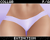 . purple panties rll
