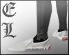 EL - White Slipon