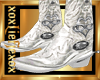 [L] Soulmate White BootM
