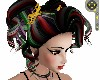 juggalette hair