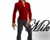 !!Mik!redShirt greyJeans