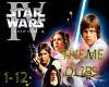 THEME DUBS STAR WARS