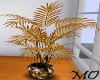 *MS*Gold & Black Plant
