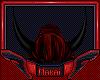 м| Black Skull Horns