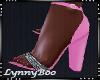 *Kobe Pink Heels
