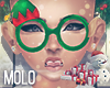 🎄 Elf Glasses