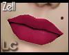 LC Zell Velvet Pink Lips