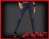 KyD Dark Skinny Jeans