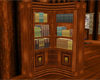 Resizable Cabin Bookcase