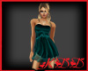 KyD Teal Fairyland Dress