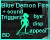 [BD] Blue Demon Fire