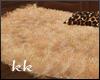 [kk] Fall  Fur Rug
