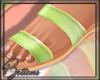 ß Sandal |Yelloish