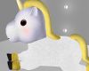 A: Unicorn Toy yellow