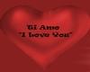 Ti Amo I Love You Heart