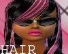 *PW*Blk Pink Malaya