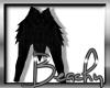 Daedric Black Greaves