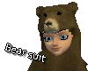 Brown bear suit :M: