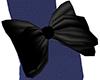 ::LH Black Butt Bow::