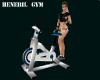 (HS) Gym Bicycle Heneril