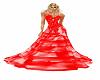 vestido vermelho abs