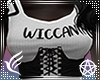 Wiccan Corset Top