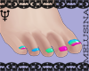 ♆ Poly Toes