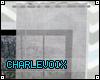 C* Grey Curtain