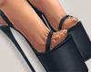 I│Platform Heels Black