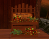 Autumn Welcome Planter