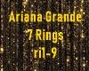 Ariana Grande ~ 7 Rings
