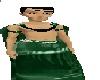 Green Bad Fish Robe
