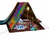 hippie tent