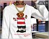 "Polo Bear Sweater """