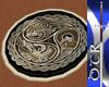 [DTR] Round Celtic Rug