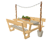 HH-Backyard Picnic Table