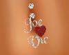 Joe n Vic Belly Piercing