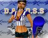 *VN™ D.A.B.O.S.S(BLUE)