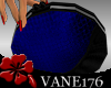[V1] Bloom Purse Blue