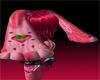 StrawberryCrush Bun Ears