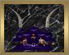 Blue Ritual Throne