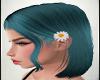 Flor Blue Hair
