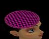 pink,,black pinhat [Omen