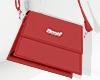 💕 Red bag