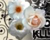 [kLL] White Rose Cluster